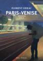 Couverture Paris-Venise Editions Allary 2018