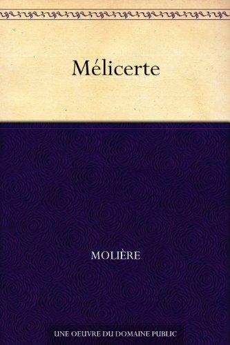 Couverture Melicerte
