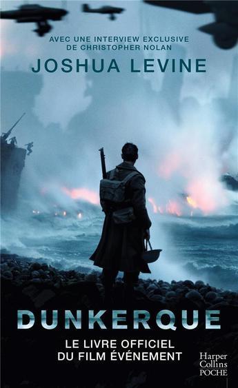 Couverture Dunkerque : Le livre officiel du film événement