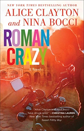 Couverture Broads Abroad, book 1: Roman Crazy