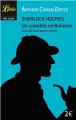 Couverture Sherlock Holmes : Un Scandale en Bohême suivi de trois autres récits Editions Librio (Policier) 2013