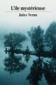 Couverture L'île mystérieuse Editions Amazon 2010