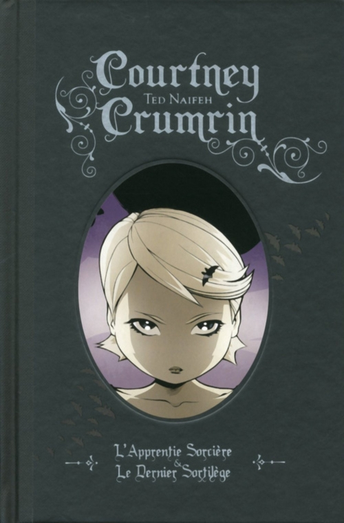Couverture Courtney Crumrin, intégrale, tome 3