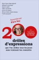 Couverture 200 drôles d'expressions Editions France Loisirs 2016