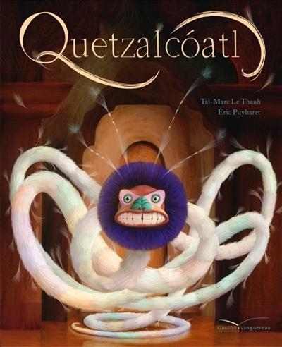 Couverture Quetzalcoatl