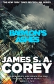 Couverture The expanse, tome 6 Editions Orbit Books 2016