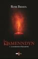 Couverture Damenndyn, tome 1 : Damenndyn et le grimoire d'Esklaroth Editions CKR 2017