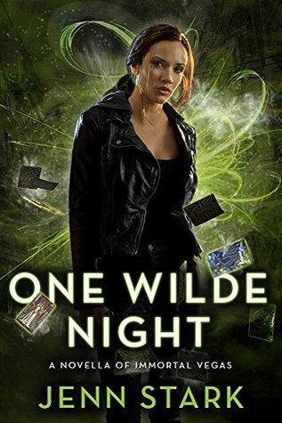 Couverture Immortal Vegas, book 0.5: One Wilde Night