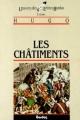 Couverture Les châtiments Editions Bordas 1986