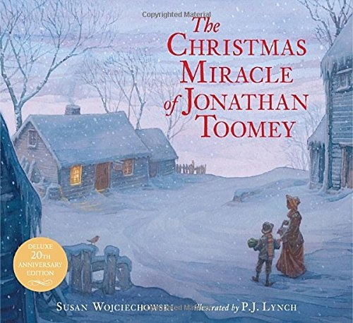 Couverture The Christmas miracle of Jonathan Toomey