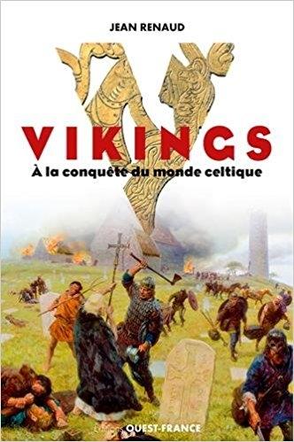 Couverture Vikings : A la conquête du monde celtique