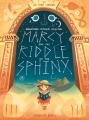Couverture Marcy and the Riddle of the Sphinx Editions Flying eye book 2017