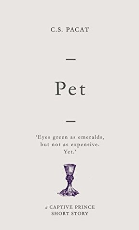 Couverture Captive Prince: Pet