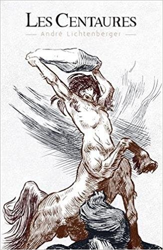 Couverture Les centaures