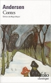 Couverture Contes Editions Folio  (Classique) 1994