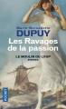 Couverture Famille Roy, tome 5 : Les ravages de la passion Editions Pocket 2018