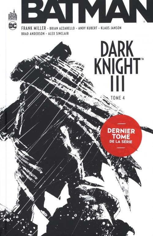 Couverture Batman : Dark Knight III, tome 4