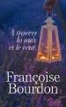 Couverture A travers la nuit et le vent Editions France Loisirs 2018