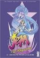 Couverture Jem & les hologrammes, tome 2 : En route vers la gloire Editions Glénat (Comics) 2017