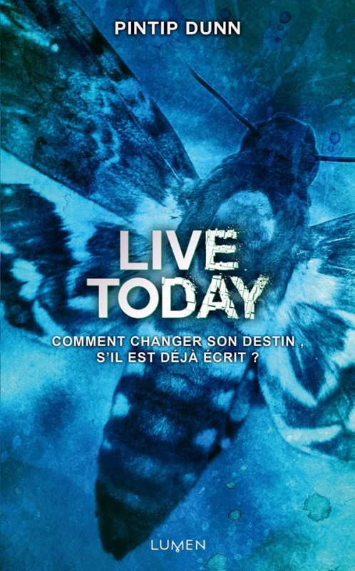 Couverture Forget tomorrow, tome 3 : Live today