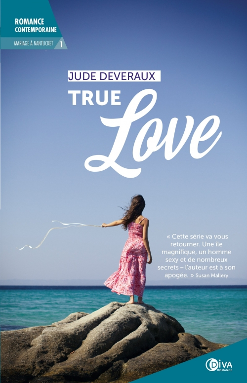 Couverture Mariage à Nantucket, tome 1 :  True love
