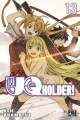 Couverture UQ Holder !, tome 13 Editions Pika 2017