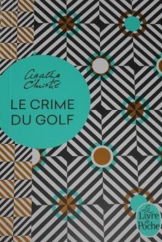 Couverture Le Crime du golf