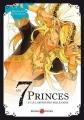 Couverture Les 7 princes et le labyrinthe millénaire, tome 4 Editions Doki Doki 2018