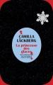 Couverture La Princesse des glaces Editions Babel (Noir) 2015
