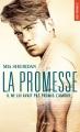 Couverture La promesse Editions Hugo & cie (Poche - New romance) 2018