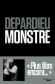 Couverture Monstre Editions Cherche Midi 2017