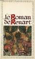 Couverture Le roman de Renart / Roman de Renart Editions Garnier Flammarion 1970