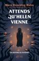 Couverture Attend qu'Helen vienne Editions Thierry Magnier 2016