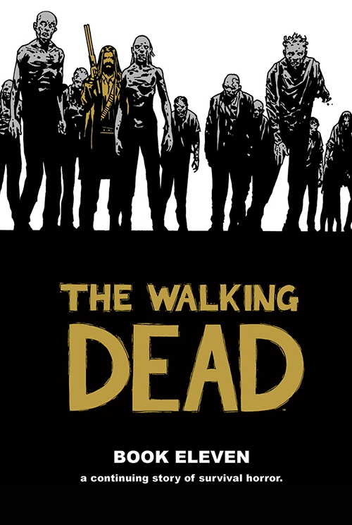 Couverture The Walking Dead, book 11