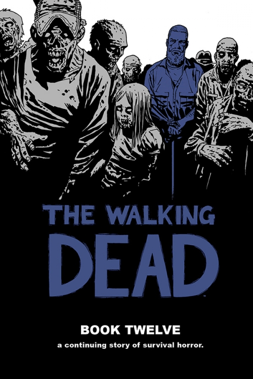Couverture The Walking Dead, book 12