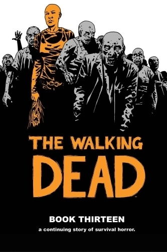 Couverture The Walking Dead, book 13
