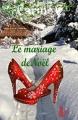 Couverture Le mariage de Noel Editions Autoédité 2017