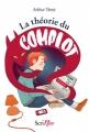 Couverture La théorie du complot Editions Scrineo 2018