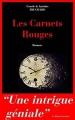 Couverture Les carnets rouges Editions Autoédité 2017