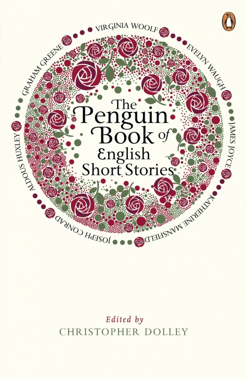 Couverture The Penguin Book of English short stories