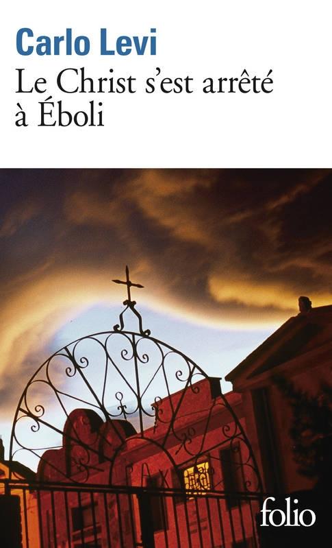 Couverture Le Christ s'est arrêté à Eboli