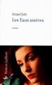 Couverture Les eaux amères Editions Robert Laffont 2011