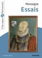 Couverture Les essais / Essais Editions Magnard (Classiques & Patrimoine) 2017