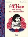 Couverture Alice au pays des merveilles / Les aventures d'Alice au pays des merveilles Editions Seuil (Albums jeunesse) 2008