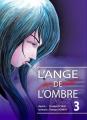 Couverture L'ange de l'ombre, tome 3 Editions Komikku 2018