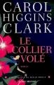 Couverture Le collier volé Editions Albin Michel 2006