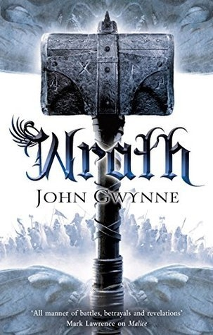 Couverture The Faithful and the Fallen, book 4: Wrath