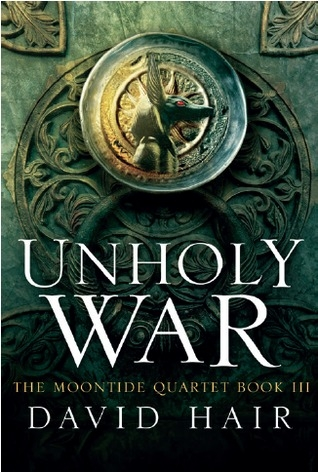 Couverture Moontide Quartet, book 3: Unholy War