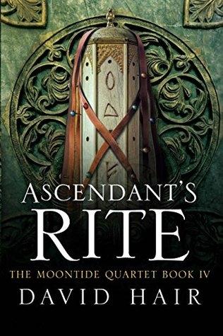 Couverture Moontide Quartet, book 4: Ascendant's Rite