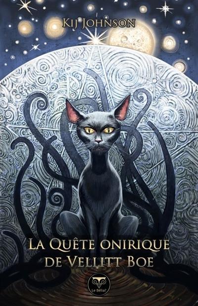 Couverture La quête onirique de Vellitt Boe